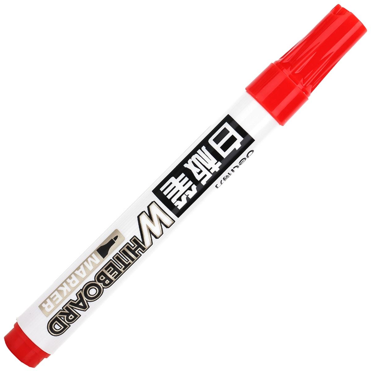 得力S511白板笔(红)