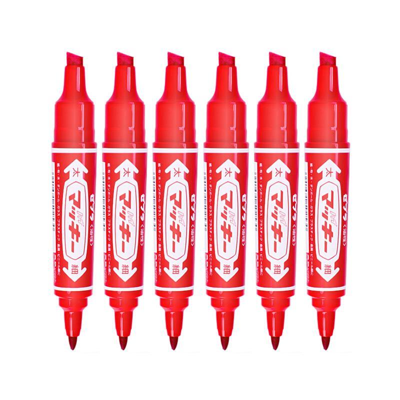 斑马 mO-150 双头记号笔红芯 10支/盒 (单位:支)