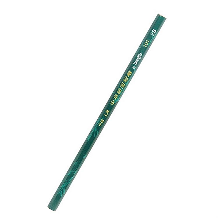 中华101铅笔2B(支)
