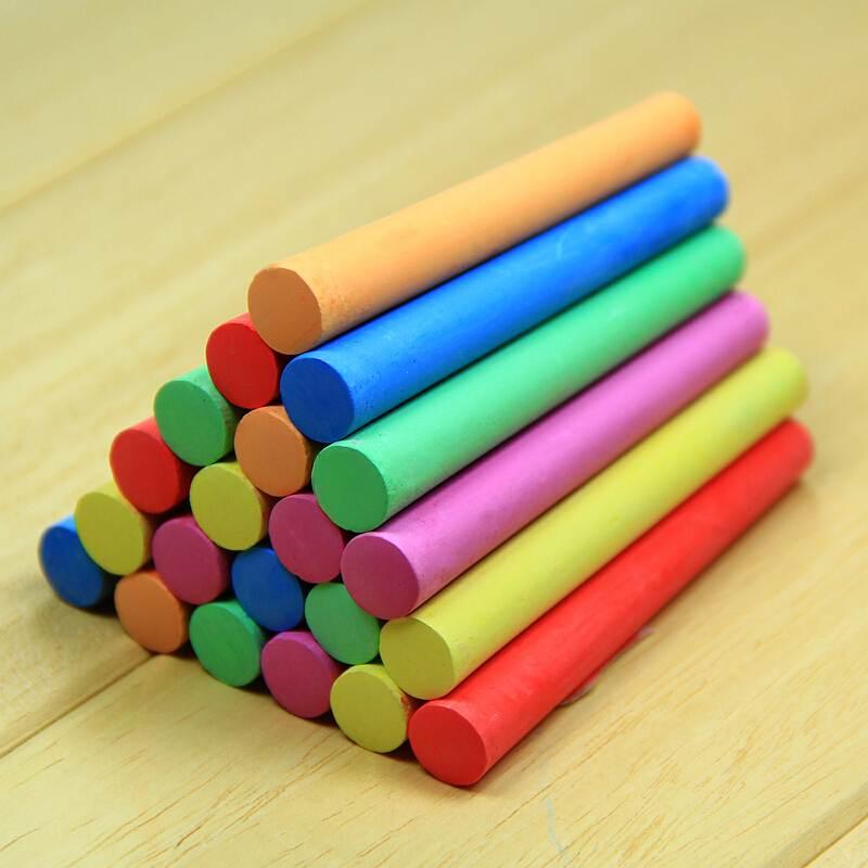 国产 彩色粉笔(48支/盒)(单位:盒)