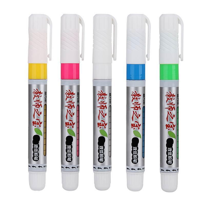 金万年 G-0624 液体无尘粉笔每盒单色10支/盒 (单位:盒)