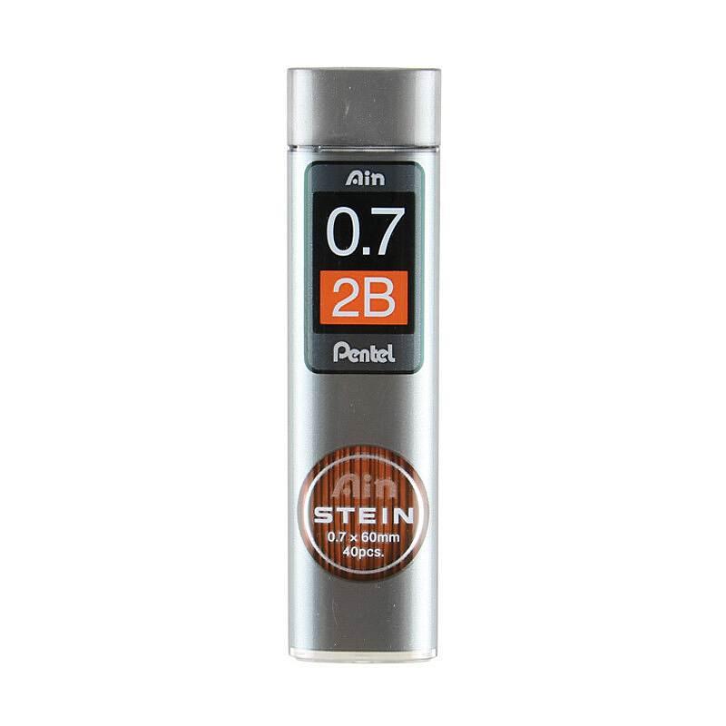 派通 C277 高聚合铅芯 0.7mm 40根/管 (单位:管)