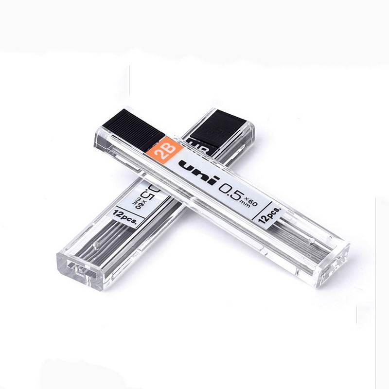 三菱UL1405自动笔铅芯HB0.5mm12盒/包(单位:包)
