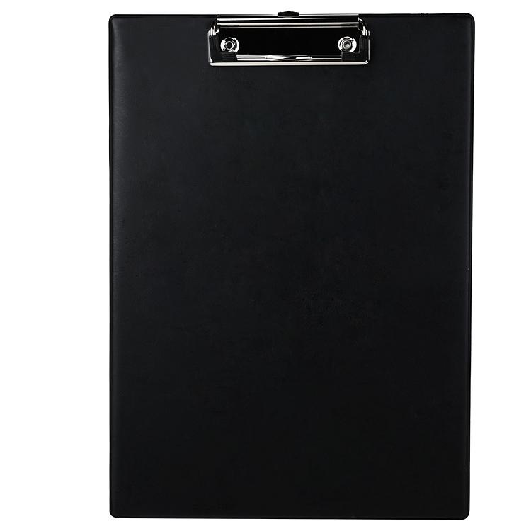 得力 9244 板夹  (单位:只) 黑色