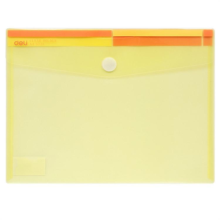 得力 5504 文件袋 (单位:只) 混色
