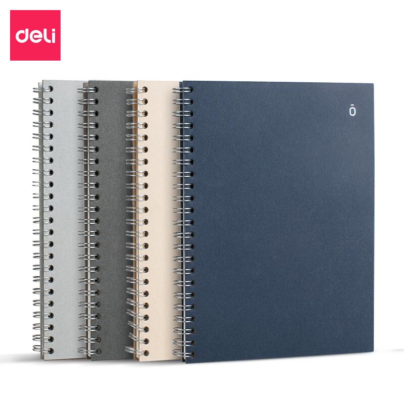 得力(deli)GLB570螺旋本零系列2(单位:本)