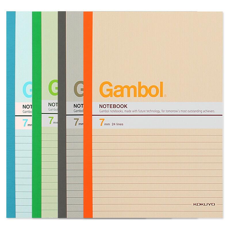 国誉G5507 A5/50页软面抄笔记本/12本/包(单位:本)