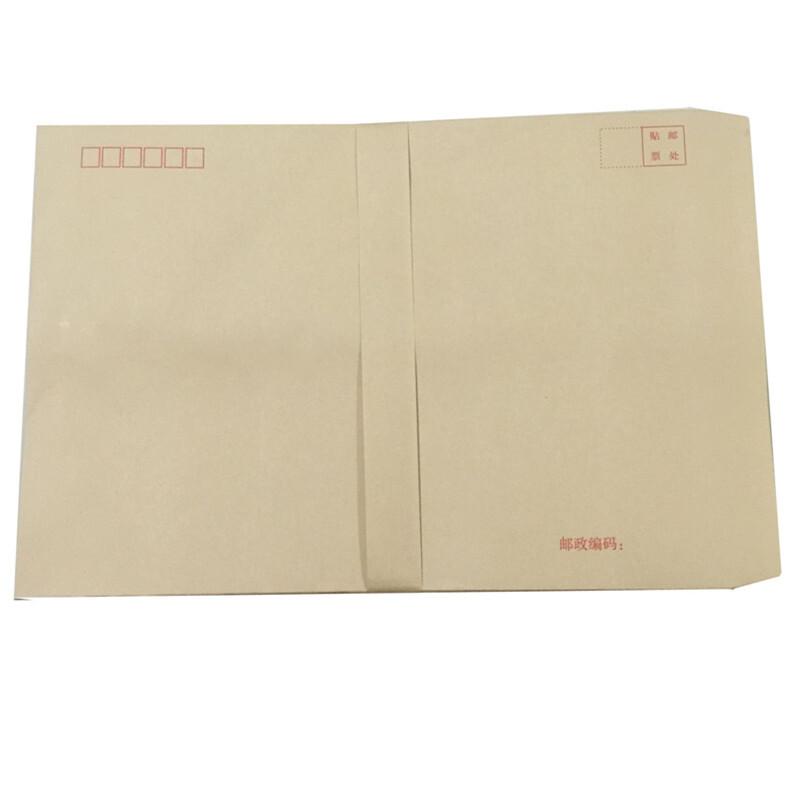 申通 A4/120G牛皮纸信封100张/包 (单位:包)