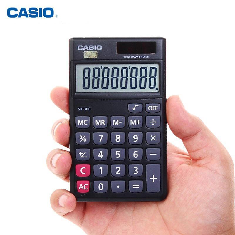 卡西欧(CASIO) SX-300 计算器(计价单位:台)黑色