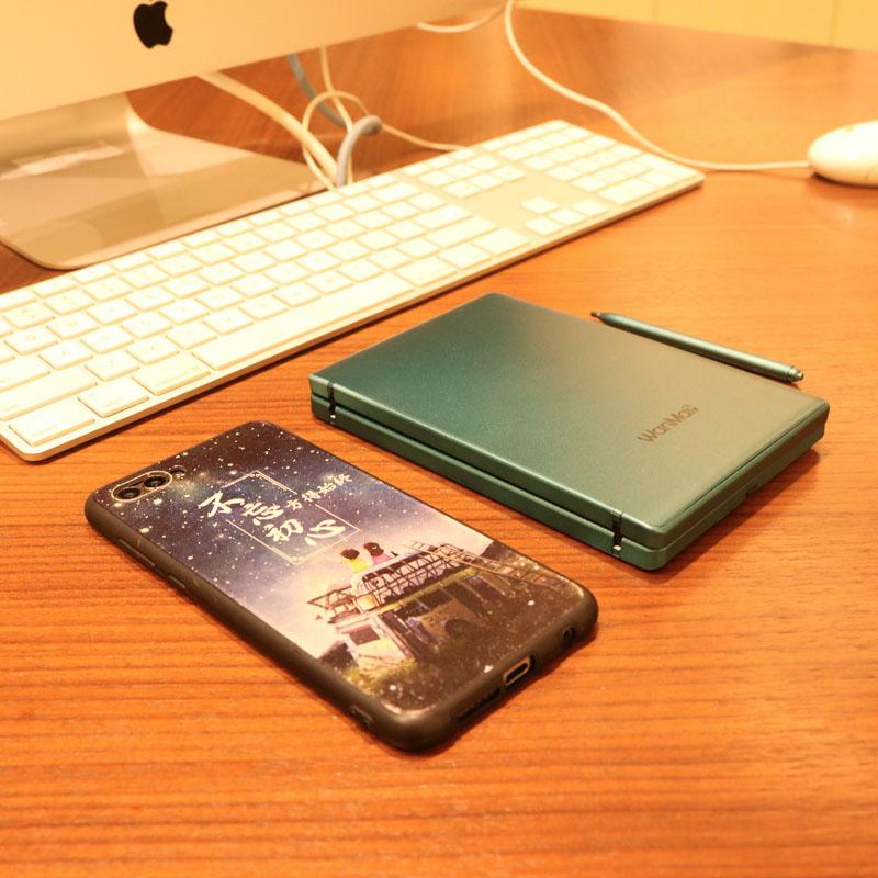 巴赫M6万麦计算器液晶手写板2个起订绿色(个)