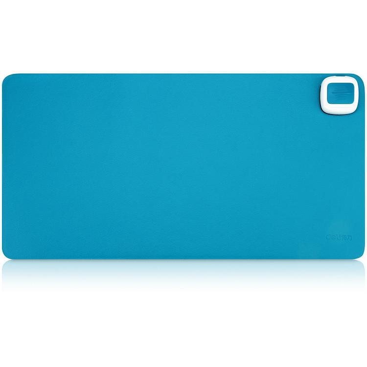 得力3689Mini桌面发热垫(蓝色)(个)