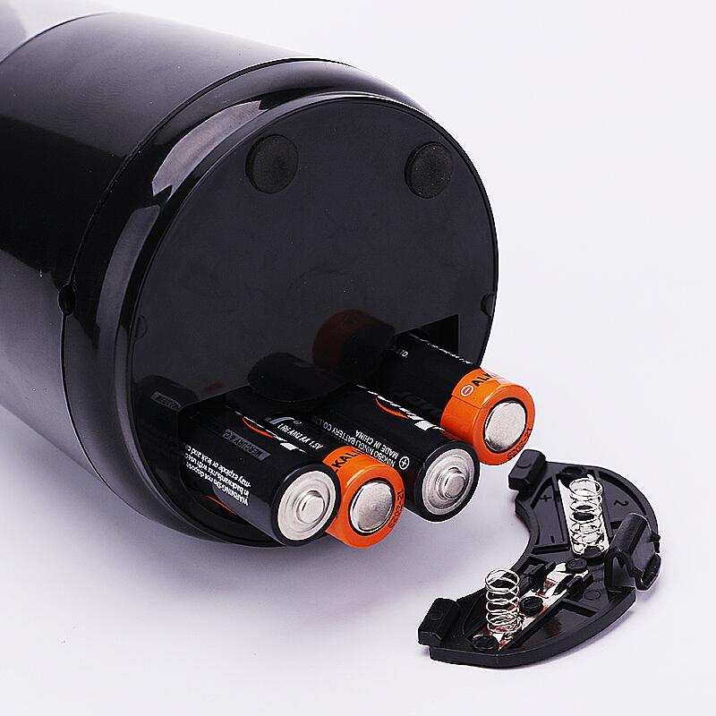 天文  8008-1 电动转笔刀电源线/电池 黑色(个)