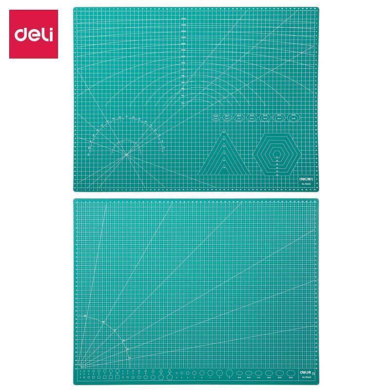 得力(deli)78402切割垫板(单位:块)绿