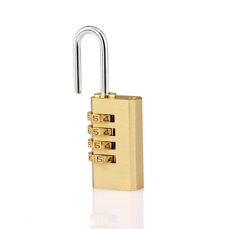 奥本JH-202密码铜挂锁4位(单位:个)
