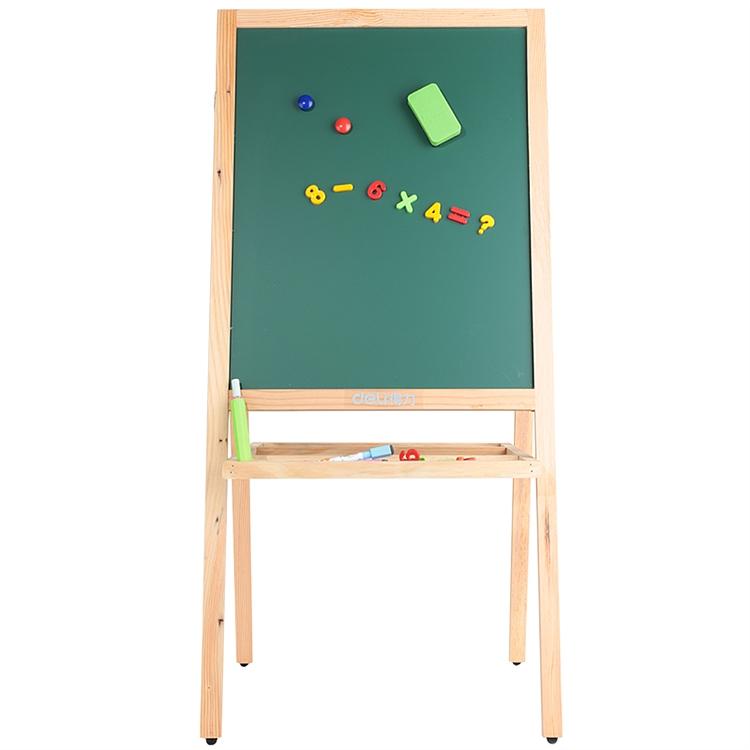 得力7897A型儿童画板900*420(黄))(块)