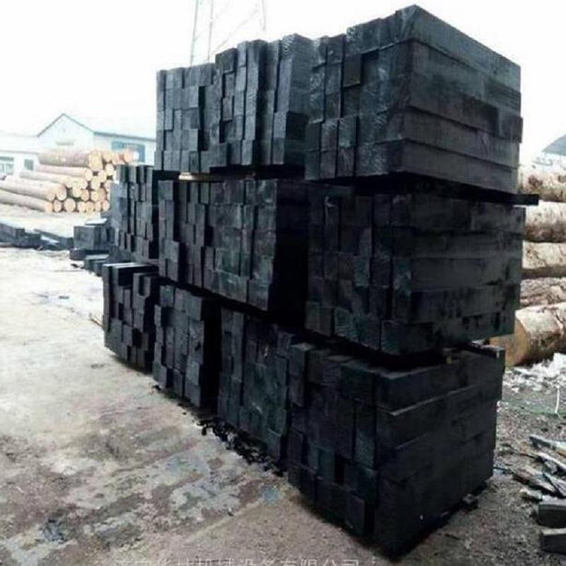 华林井下矿用油浸松木枕木[规格可定制](单位:立方米)2立方起订