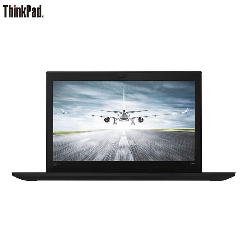联想ThinkPad X280(1PCD)英特尔8代酷睿12.5英寸轻薄笔记本电脑(i5-8250U 8G 256GSSD Win10安全摄像头)(单位:台)