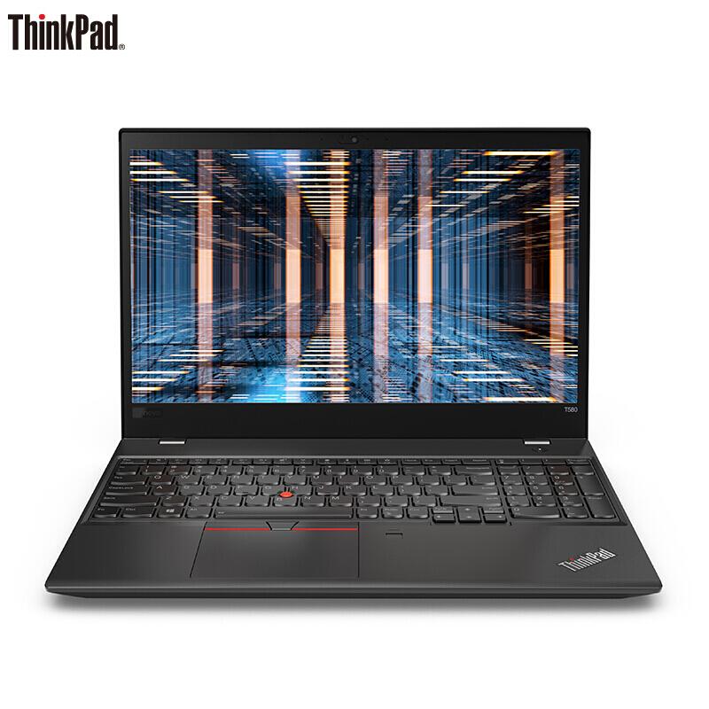 联想T580笔记本i5-8250u/8G/256GSSD+500G/2G/Win10/15.6寸(单位:台)