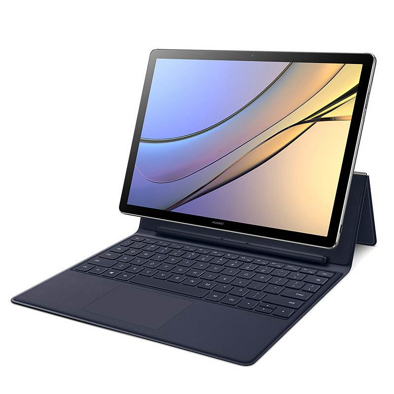 华为 MateBook-E 二合一笔记本 12寸 钛银灰 i5 4GB/256GB (单位:台)
