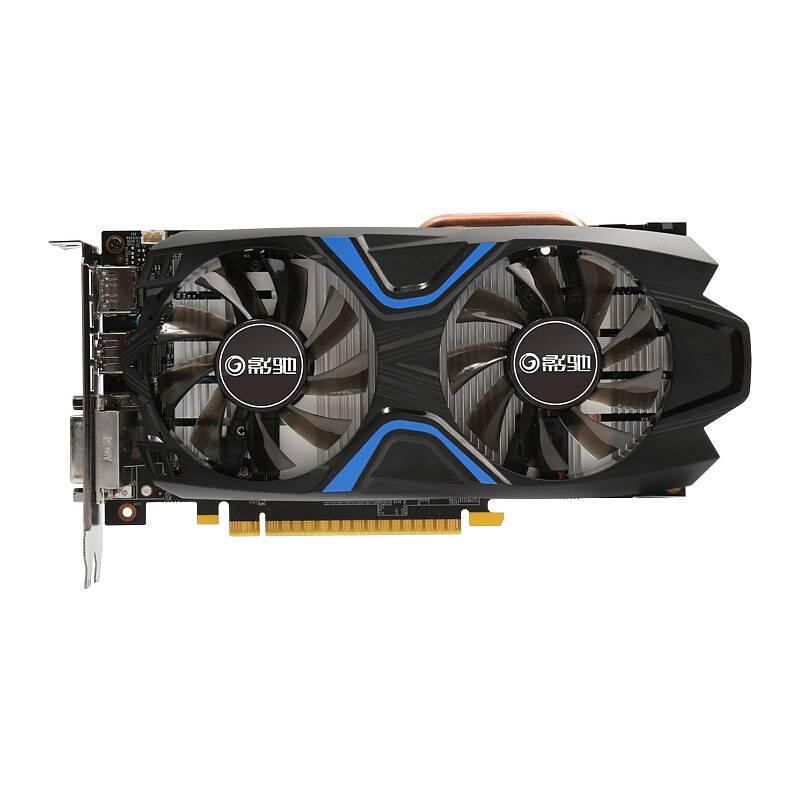 影驰 GTX750Ti 骁将显卡PCI-E3.0/GDDR5/2GB/双风扇 (单位:个)