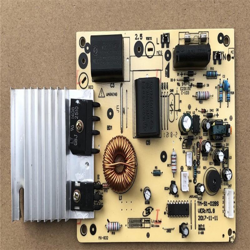 丰益达美的电磁炉SK2102主板/CPU通用5针线路电脑主板(个)