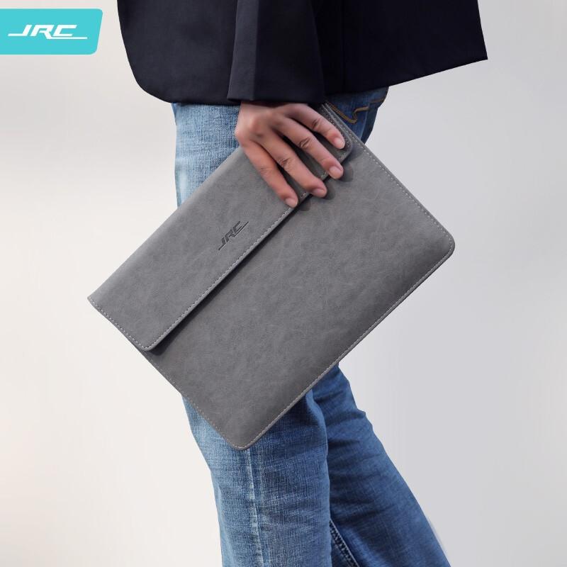 JRC/MR20苹果MacBook Pro16/15英寸通用笔记本电脑15/16英寸内胆包灰色(个)