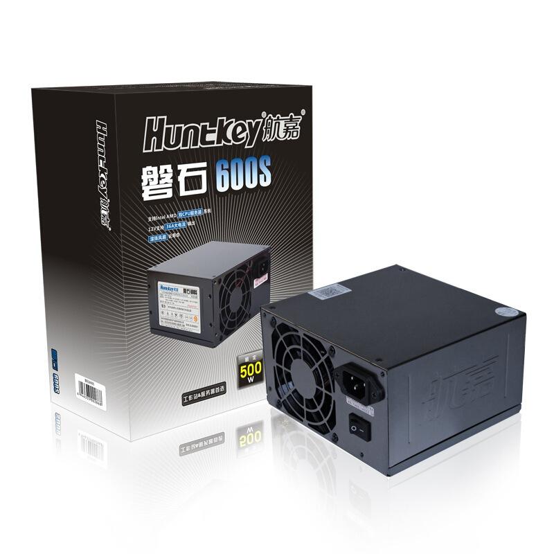 航嘉 磐石600S 服务器电源 500W (单位:个)