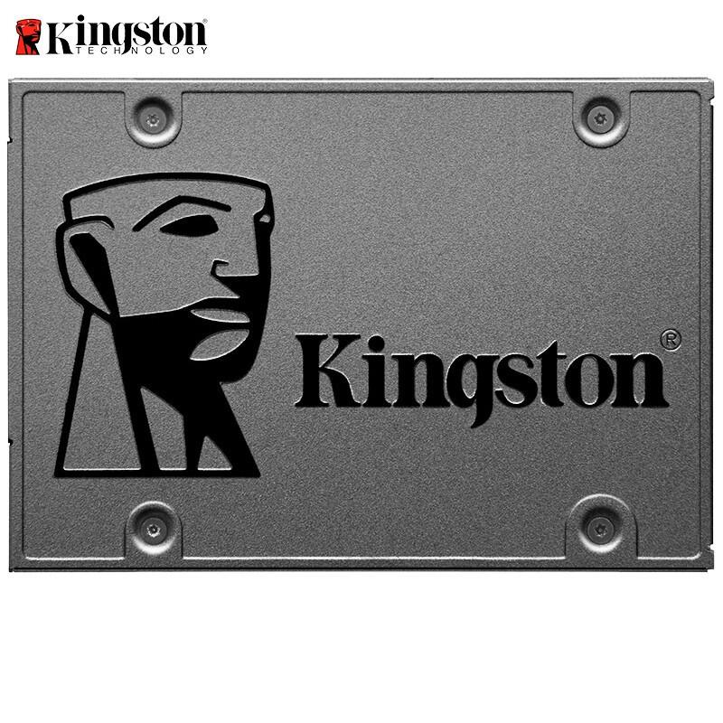 金士顿120GB固态硬盘固态(块)
