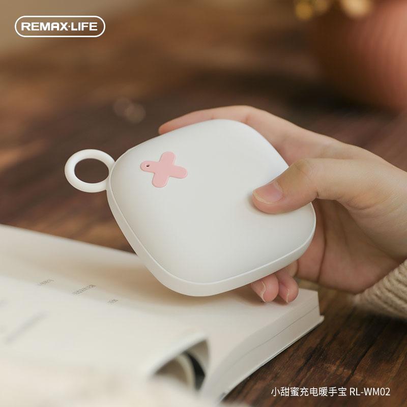 REMAXLIFERL-WM02小甜蜜充电暖手宝5000毫安(只)