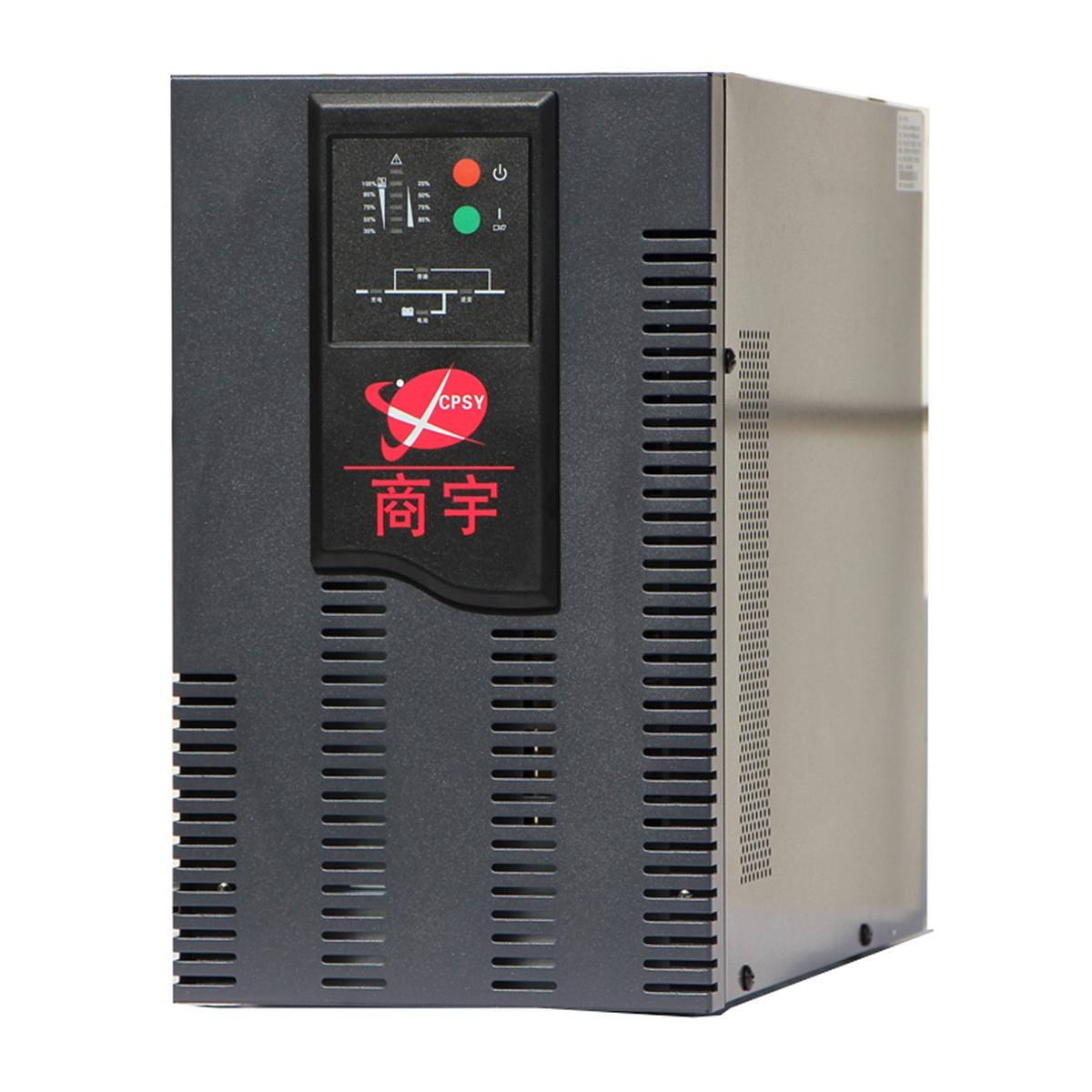 商宇 HP1102H(2K长机) UPS电源 2KVA/1600W (单位:个) 黑色