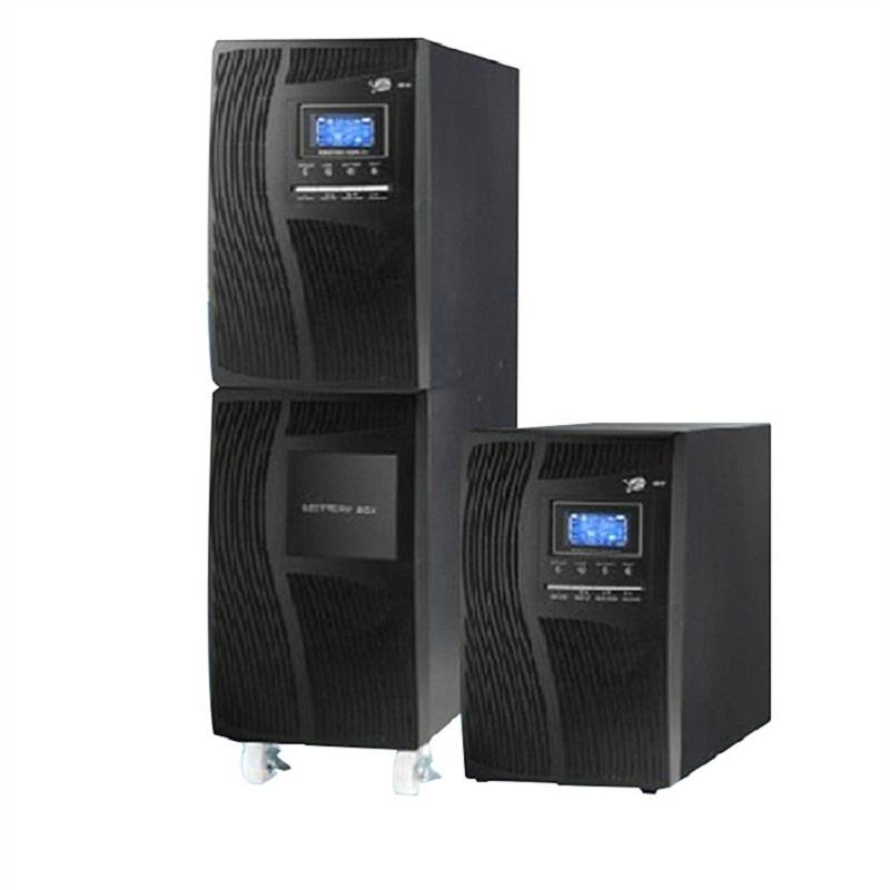商宇 HP1106H(6K长机) UPS电源 6KVA/4800W (单位:个) 黑色
