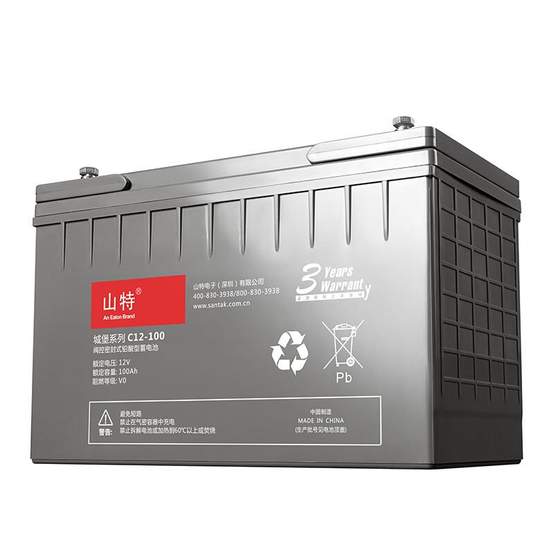 山特12V100AH蓄电池(节)