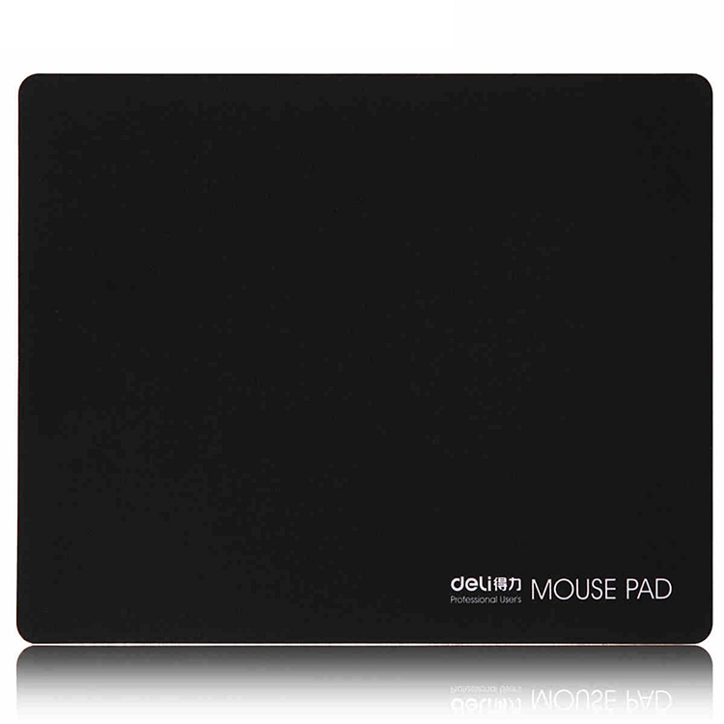 得力3692鼠标垫(黑)(块)