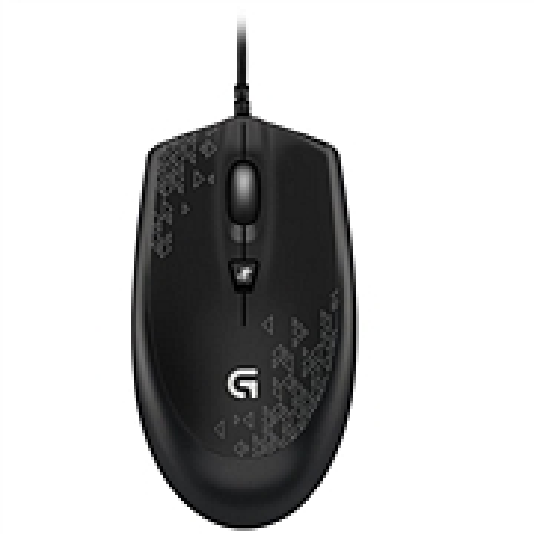罗技 G90 有线鼠标 黑色 (单位:个)