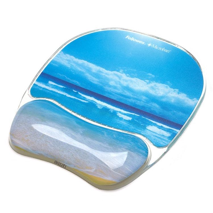 范罗士 91793 热带风情系列鼠标垫 228x198x19mm (单位:个) 蔚蓝海岸