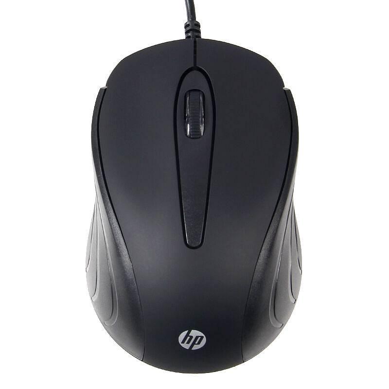 惠普 S300 惠普S300有线鼠标(黑) (单位:个)