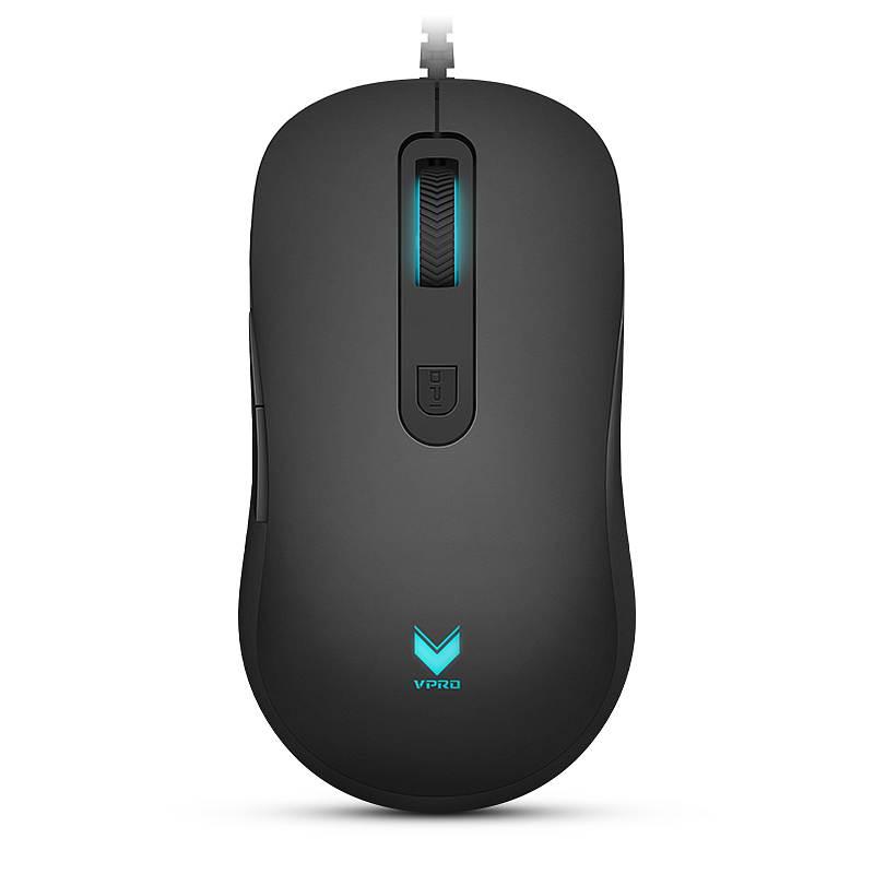 雷柏 V22有线游戏鼠标黑 (单位:个)