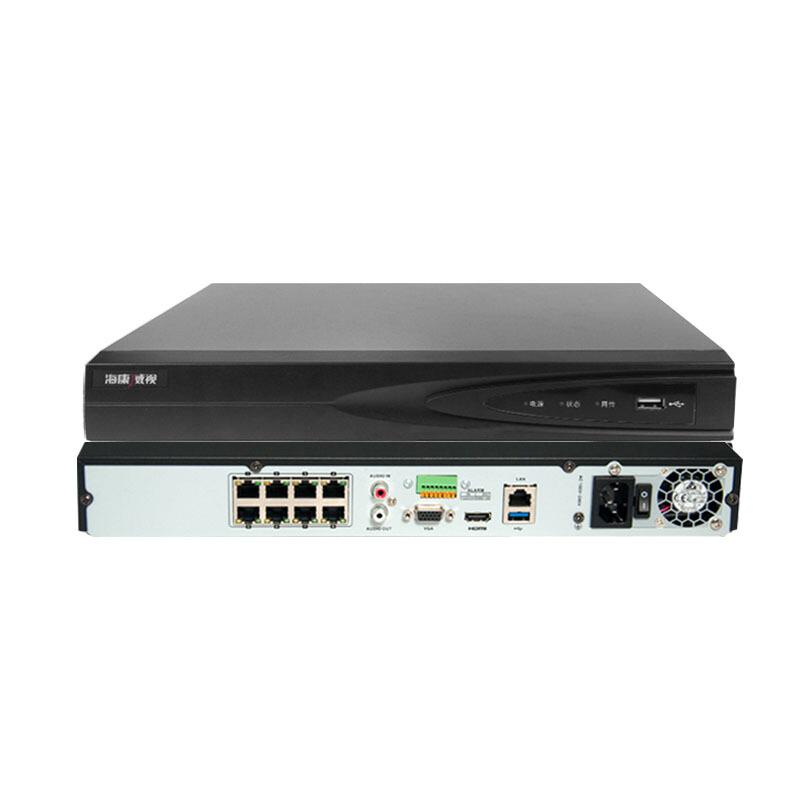 海康威视DS-7808N-K2硬盘录像机(台)
