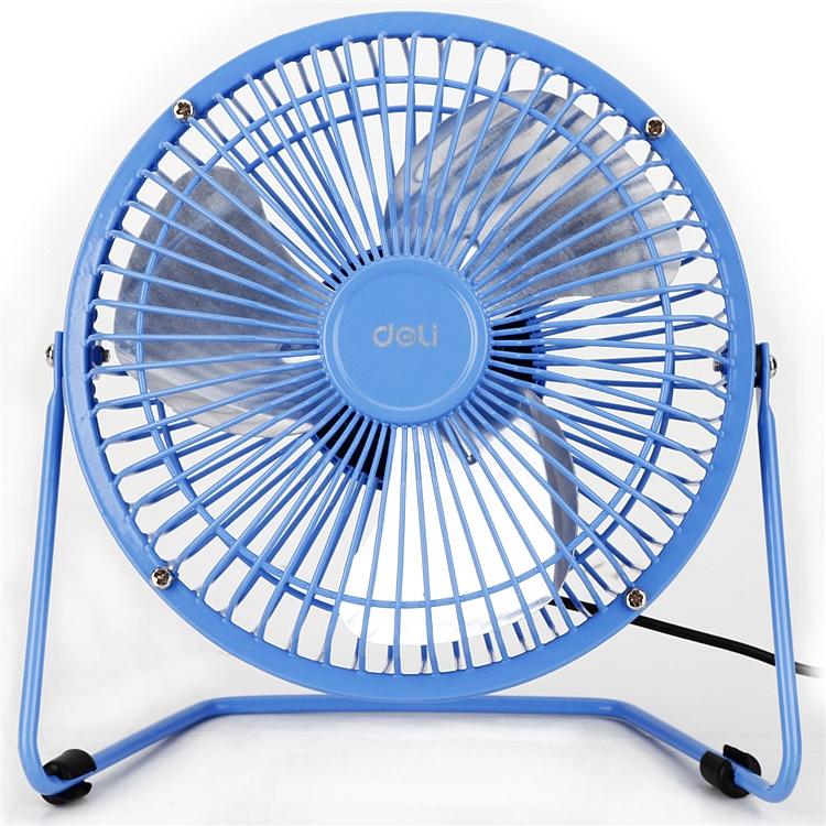 得力 3682 风扇 6寸 (单位:台)  (蓝)