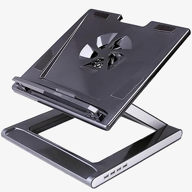 安尚NBS-07H笔记本电脑散热支架黑色(个)