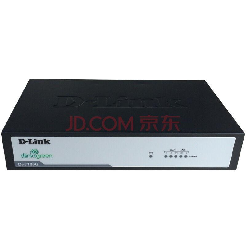 DLINK/DI-7100G 全千兆上网行为管理型路由器 (单位:个)