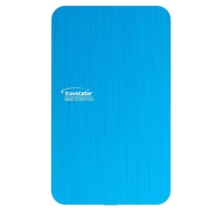 旅之星 手机智能手机智能加密移动硬盘 蓝色 1T/2.5英寸/USB3.0 (单位:个)