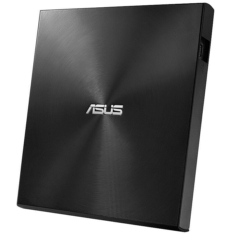 华硕( ASUS)SDRW-08U9M-U刻录机8倍速外置支持USB/Type-C 黑色(台)