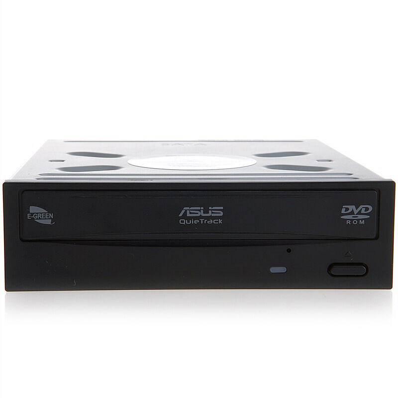 华硕DVD-E818A9TDVD光驱黑色18速(个)