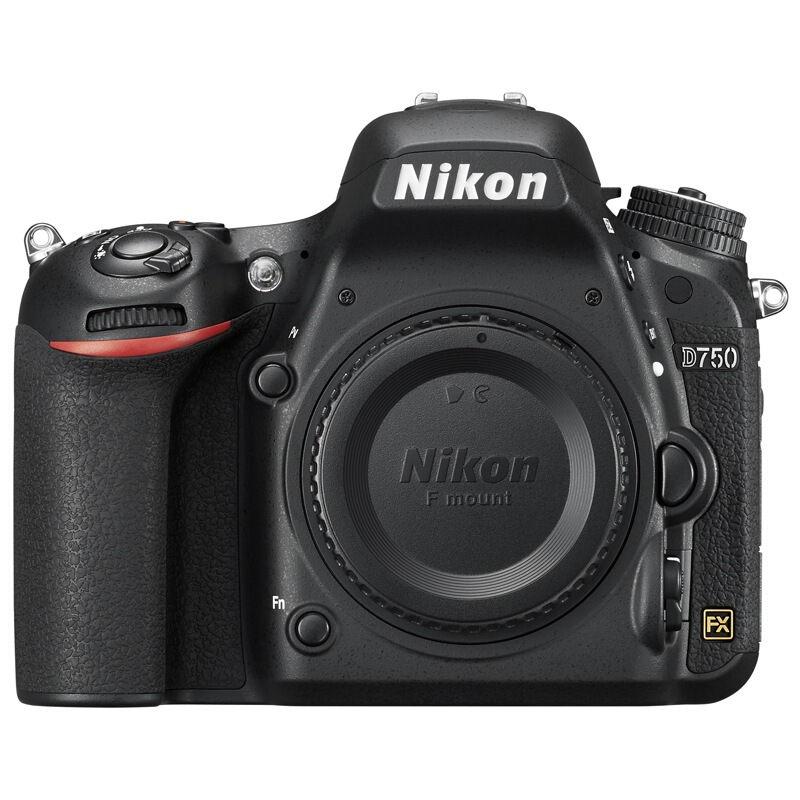 尼康D750 单反相机机身(台)