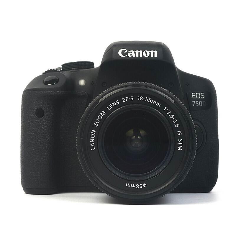 佳能 EOS750D/18-55 单反相机 3英寸 (单位:台)
