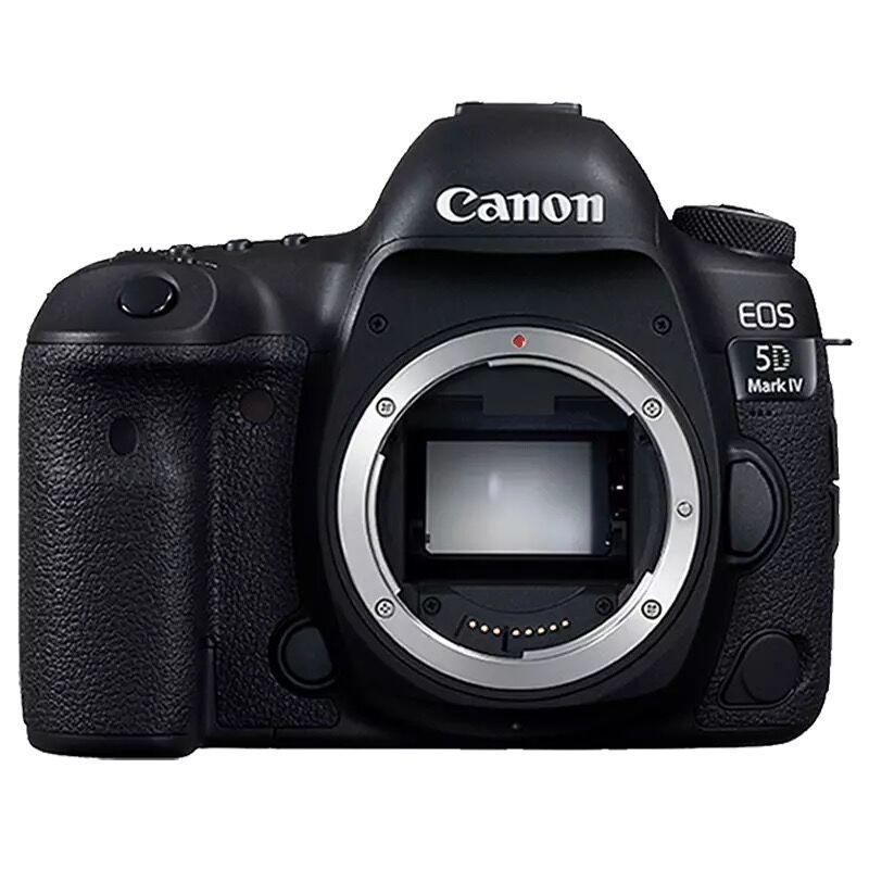 佳能 CANON EOS 5D MARK IV 数码单反相机 机身(台)
