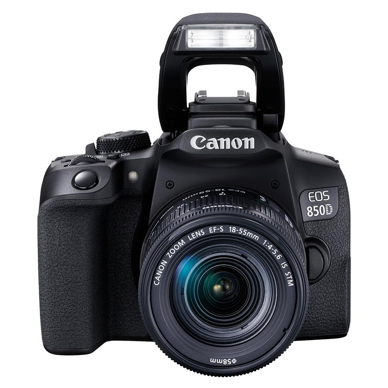 佳能EOS 850D单反相机套机EF-S 18-55mm f/4-5.6 IS STM 单反镜头(单位:套)