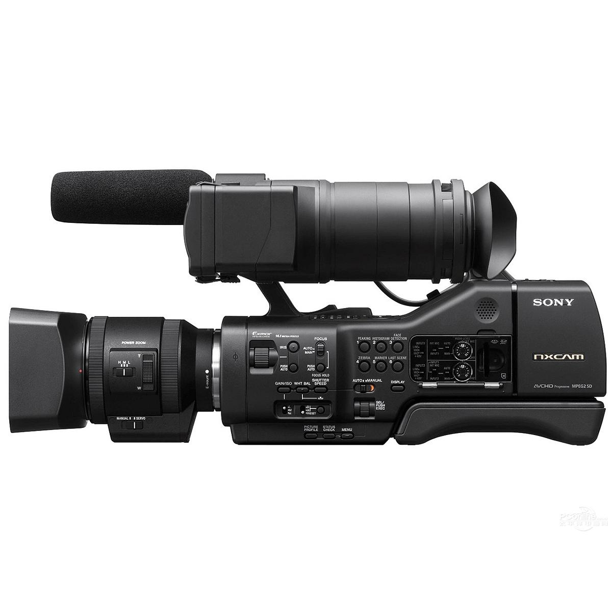 索尼NEX-EA50CH专业摄像机 数码摄像机(台)