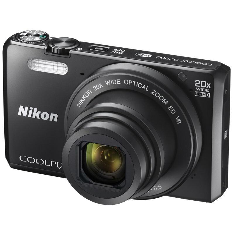 尼康S7000数码相机(台)/数码设备
